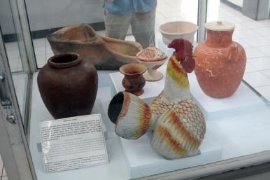 Kalimantan pottery