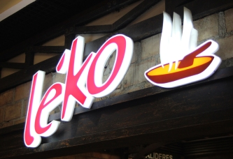 Leko restaurant