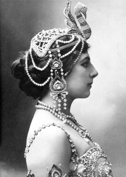 Mata Hari in 2010