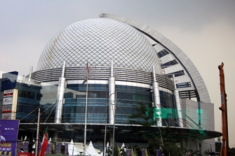 Observatory dome mall
