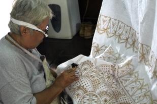 Professional batik