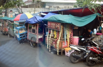 Snack carts