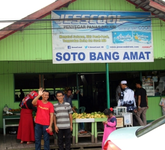 Soto bang amat place
