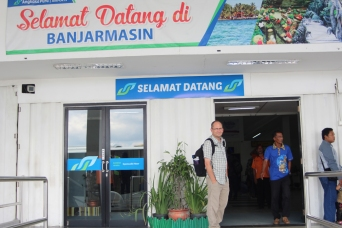 Welcome to Banjarmasin
