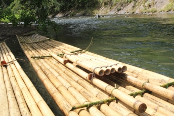 Raft construction