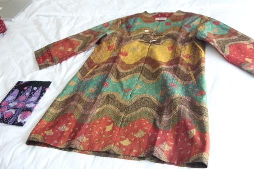 Becca batik blouse