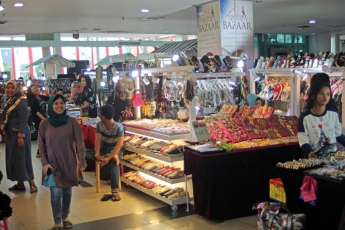 Thamrin City shops