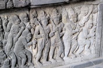 Arjuna and Monkey King