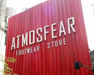Atmosfear footwear