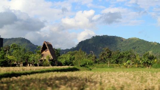 Bali Hai scene
