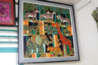 Batik art 3