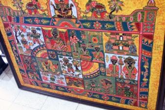Batik art 4