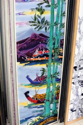 Batik art 5