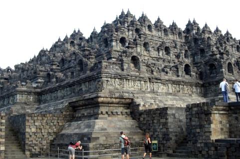 Borobudur corner