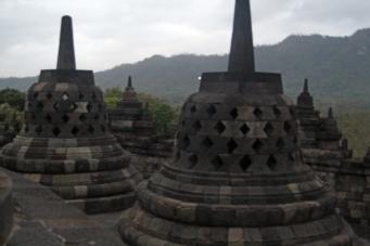 Borobudur predawn