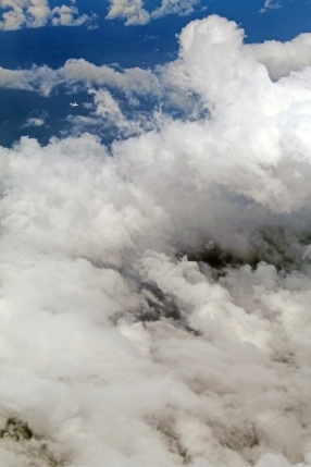Clouds over Bali