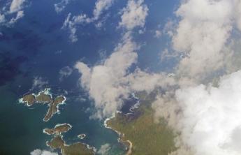 Coastal islands slit