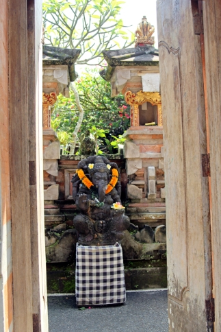 Ganesha through gateway