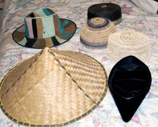 Hat sampler