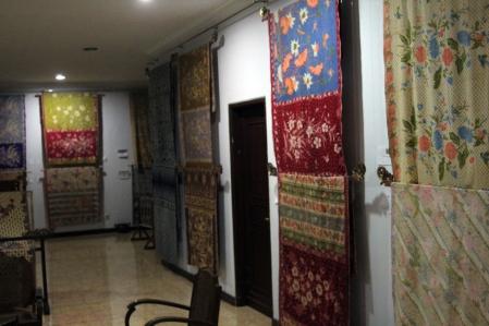 Historic batik