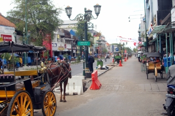 Malioboro carriage