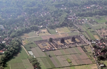 Other temple from air