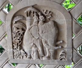 Rajah elephant