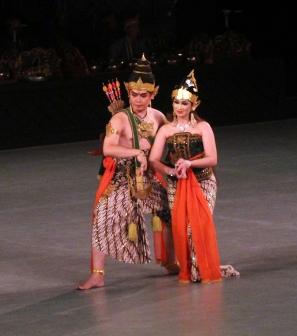 Rama and Sita