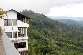 Reataurant at Batur