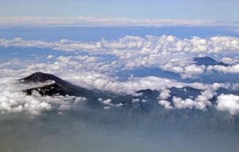 Smoking volcanoes