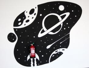 Spaceship hydrant