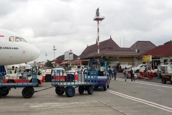 Yogya airport