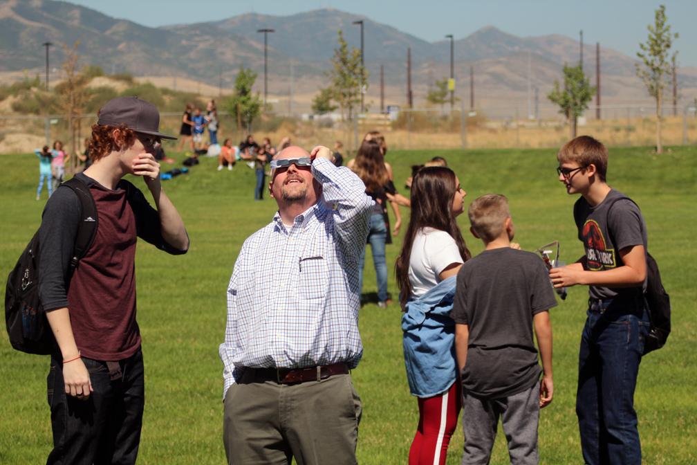 Scott Jones eclipse