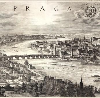 Prague in 1606