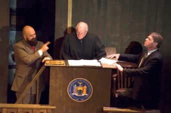 Convincing the judge