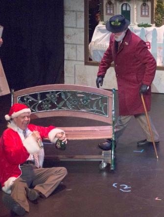 Drunken Santa Claus
