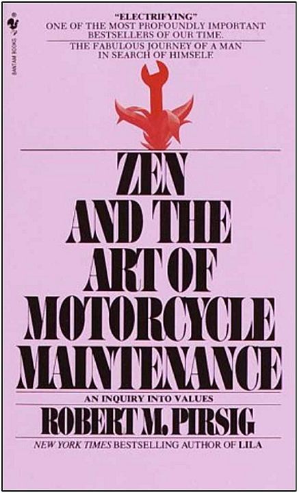 Zen and the Art cover