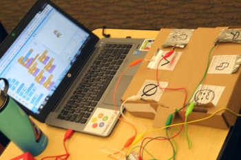 Assistive tech Makey game