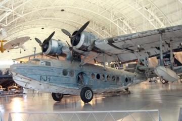 WWII sea plane